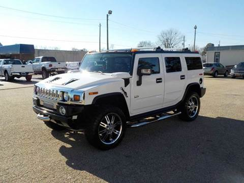 2006 HUMMER H2 for sale at Young's Motor Company Inc. in Benson NC