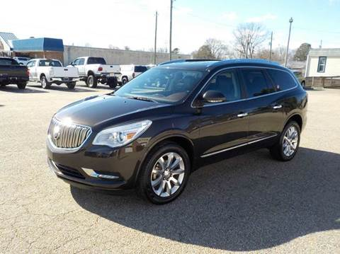 2013 Buick Enclave for sale at Young's Motor Company Inc. in Benson NC