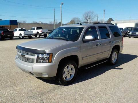 2008 Chevrolet Tahoe for sale at Young's Motor Company Inc. in Benson NC