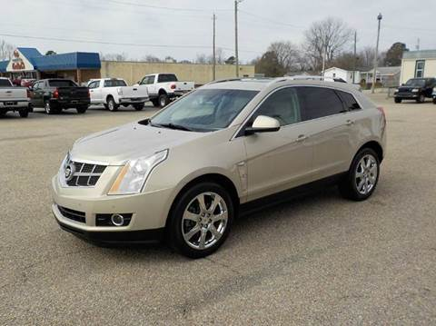 2011 Cadillac SRX for sale at Young's Motor Company Inc. in Benson NC