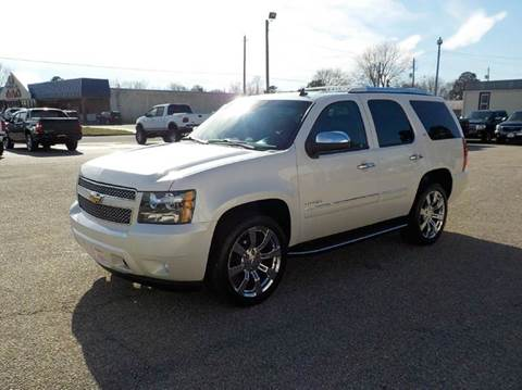 2010 Chevrolet Tahoe for sale at Young's Motor Company Inc. in Benson NC