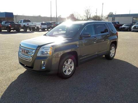 2012 GMC Terrain for sale at Young's Motor Company Inc. in Benson NC