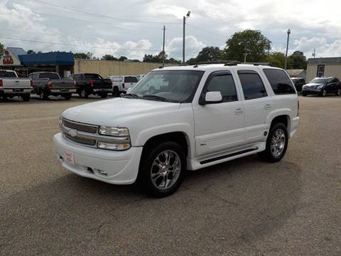2004 Chevrolet Tahoe for sale at Young's Motor Company Inc. in Benson NC