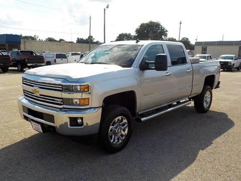 2015 Chevrolet Silverado 2500HD for sale at Young's Motor Company Inc. in Benson NC