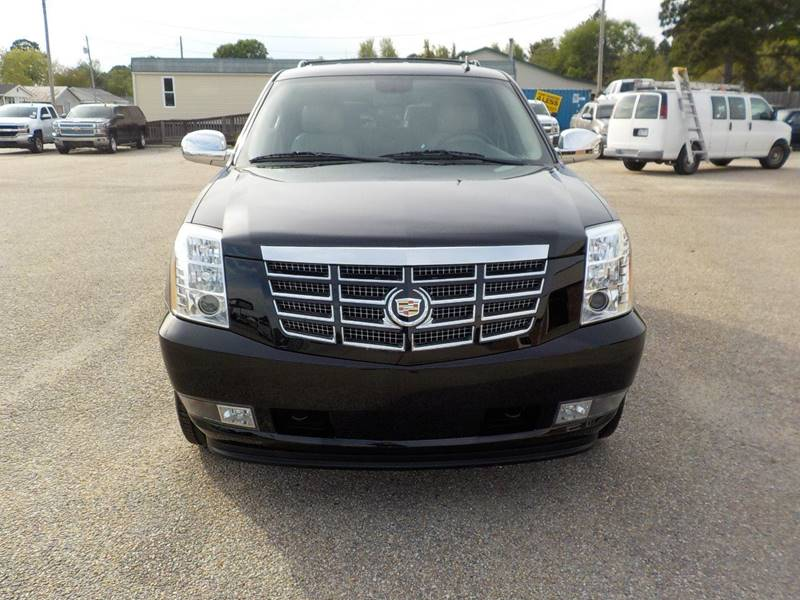 2013 Cadillac Escalade Luxury 4dr Suv In Benson Nc Young