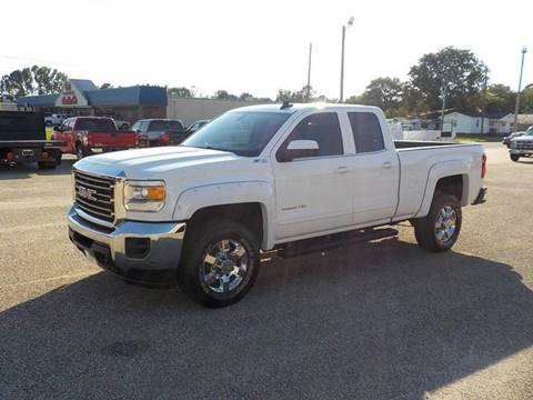 2015 GMC Sierra 2500HD for sale in Benson, NC