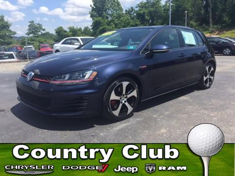 2016 Volkswagen Golf GTI for sale in Clarksburg, WV