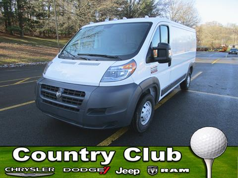 2017 RAM ProMaster Cargo for sale in Clarksburg, WV