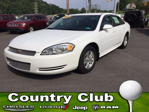 2012 Chevrolet Impala for sale in Clarksburg, WV