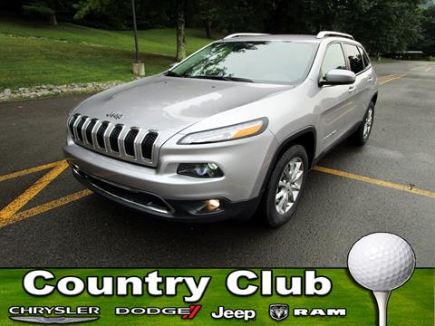 2018 Jeep Cherokee for sale in Clarksburg, WV
