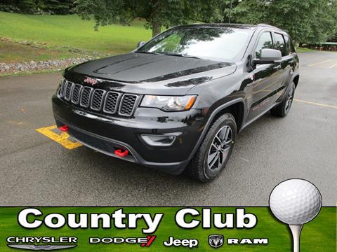 2018 Jeep Grand Cherokee for sale in Clarksburg, WV