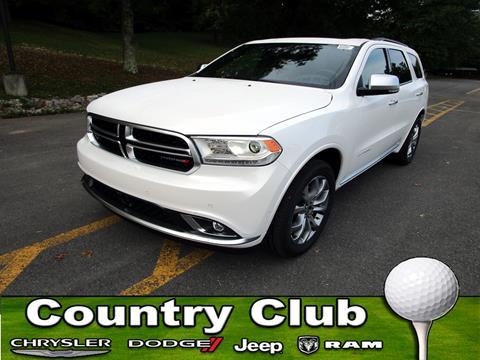 2018 Dodge Durango for sale in Clarksburg, WV