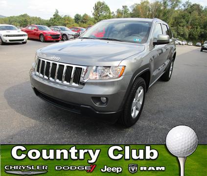 2013 Jeep Grand Cherokee for sale in Clarksburg, WV