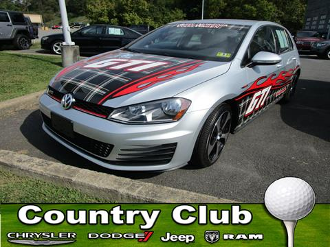 2017 Volkswagen Golf GTI for sale in Clarksburg, WV