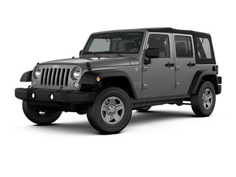 2018 Jeep Wrangler Unlimited for sale in Clarksburg, WV