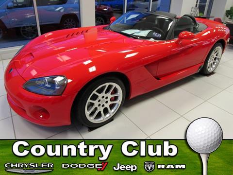 2005 Dodge Viper for sale in Clarksburg, WV