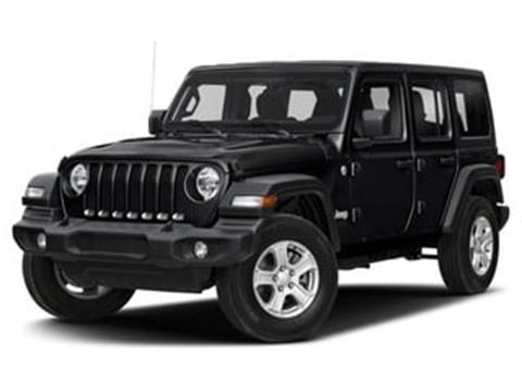 Jeep Wrangler Unlimited For Sale Carsforsale Com