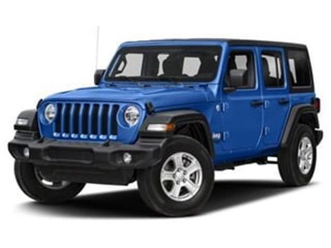 2019 Jeep Wrangler Unlimited for sale in Clarksburg, WV