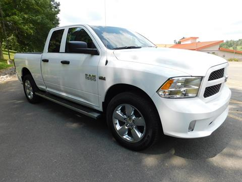 2018 RAM Ram Pickup 1500 for sale in Clarksburg, WV