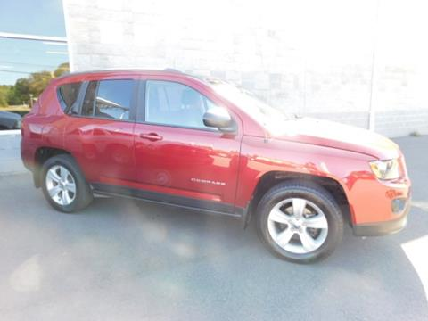 2014 Jeep Compass for sale in Clarksburg, WV