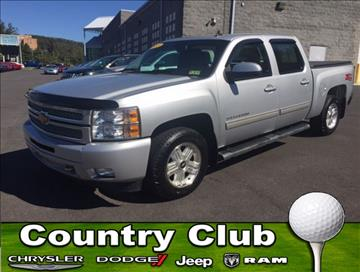 2013 Chevrolet Silverado 1500 for sale in Clarksburg, WV