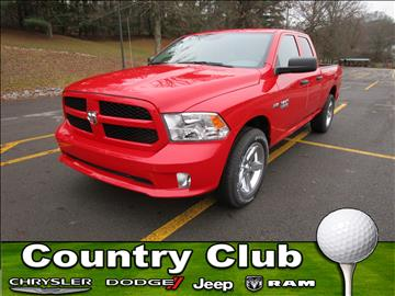 2017 RAM Ram Pickup 1500 for sale in Clarksburg, WV