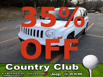 2017 Jeep Patriot for sale in Clarksburg, WV