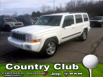 2008 Jeep Commander for sale in Clarksburg, WV