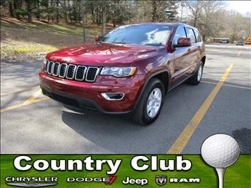 2017 Jeep Grand Cherokee for sale in Clarksburg, WV