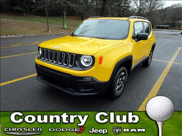 2017 Jeep Renegade for sale in Clarksburg, WV