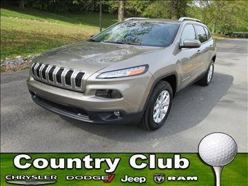 2017 Jeep Cherokee for sale in Clarksburg, WV