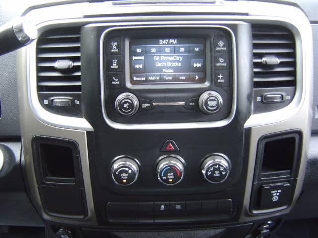 2013 RAM Ram Pickup 1500 4x2 Big Horn 4dr Quad Cab 6.3 ft. SB Pickup - Jacksonville NC