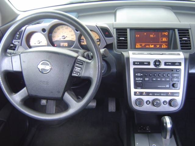 2005 Nissan Murano S 4dr SUV - Jacksonville NC