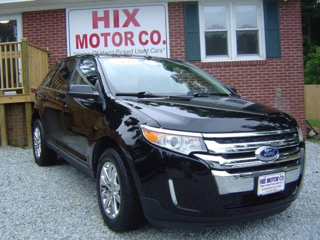 2011 Ford Edge Limited AWD 4dr Crossover - Jacksonville NC