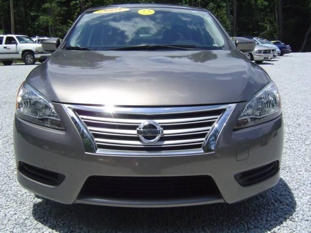 2015 Nissan Sentra SV 4dr Sedan - Jacksonville NC
