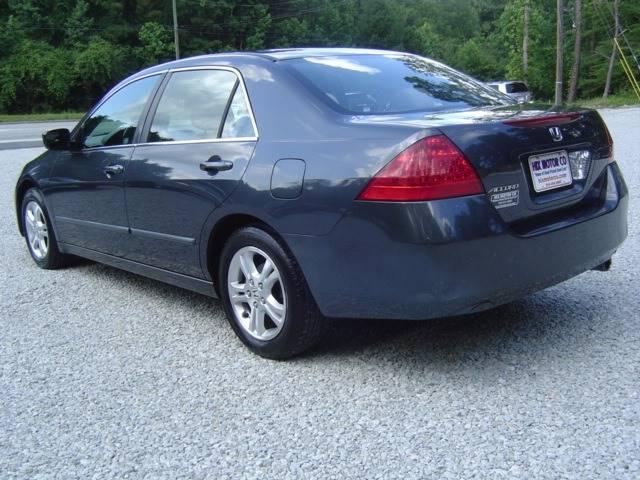 2007 Honda Accord EX 4dr Sedan (2.4L I4 5A) - Jacksonville NC