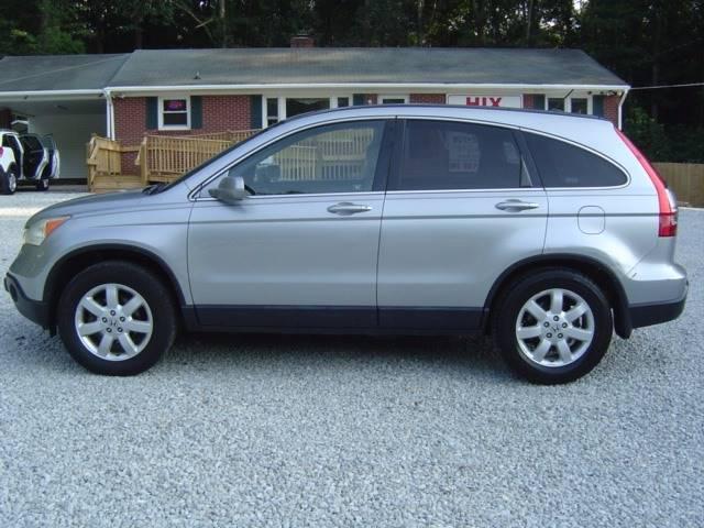 2007 Honda CR-V AWD EX-L 4dr SUV - Jacksonville NC