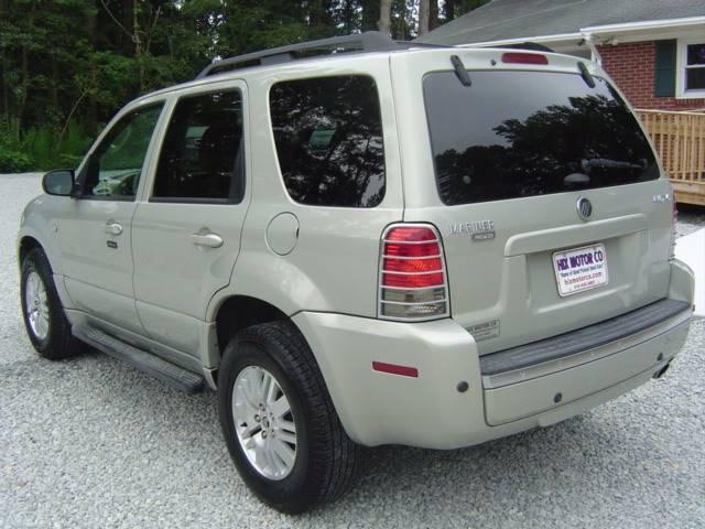 2005 Mercury Mariner 4dr AWD SUV - Jacksonville NC