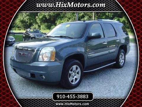 2007 GMC Yukon for sale in Jacksonville, NC