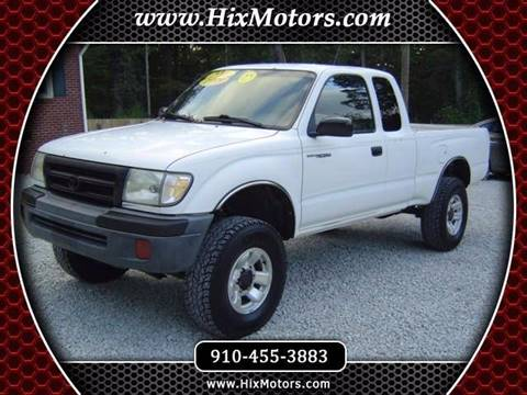 1999 Toyota Tacoma for sale in Jacksonville, NC