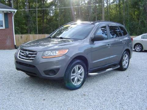 2010 Hyundai Santa Fe for sale in Jacksonville, NC