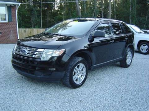 2007 Ford Edge for sale in Jacksonville, NC
