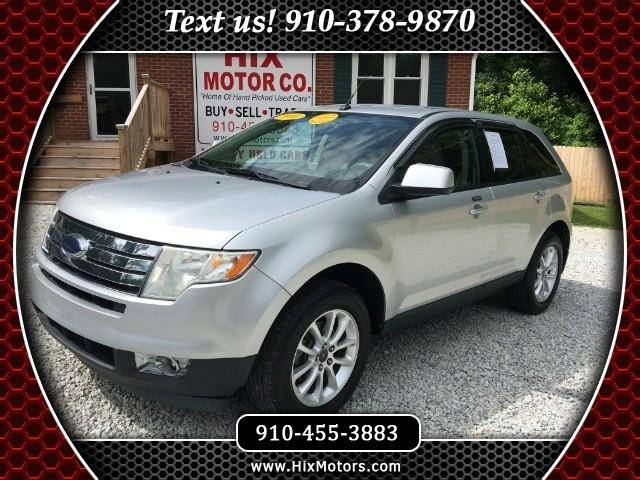 Ford Edge Sel Dr Crossover Jacksonville Nc