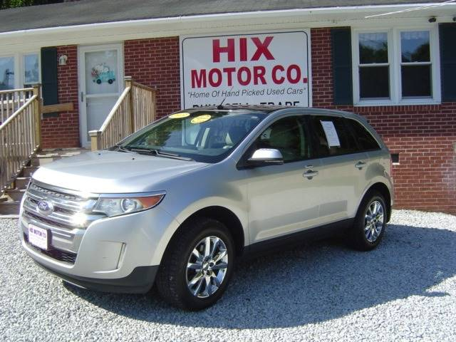 Ford Edge Awd Sel Dr Crossover Jacksonville Nc
