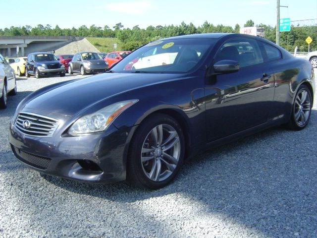 2008 Infiniti G37 Journey 2dr Coupe - Jacksonville NC