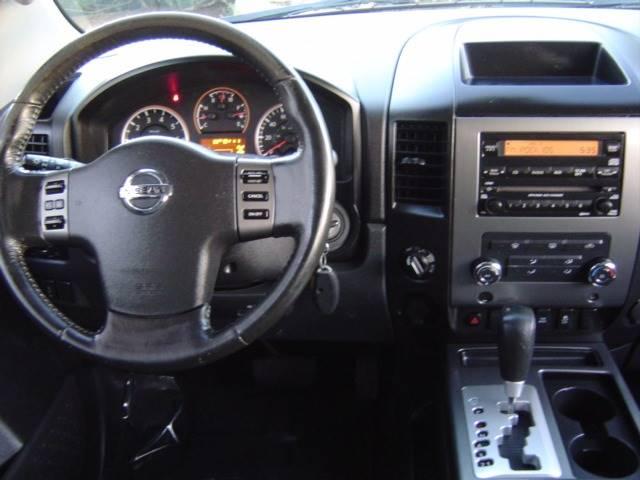 2012 Nissan Titan 4x4 SV 4dr Crew Cab SWB Pickup - Jacksonville NC