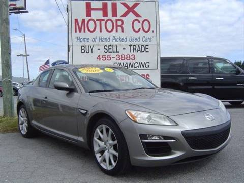 2009 Mazda RX-8 for sale in Jacksonville, NC