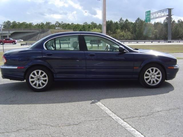 2003 Jaguar X-Type AWD 2.5 4dr Sedan - Jacksonville NC