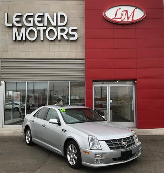 2010 Cadillac Sts car for sale in Detroit
