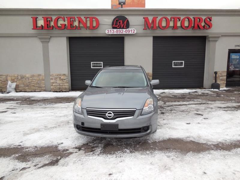 2009 Nissan Altima car for sale in Detroit